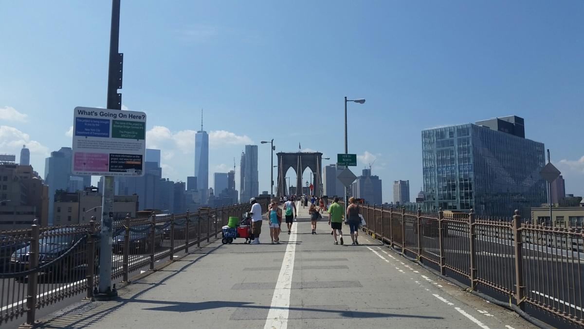 Hello Brooklyn , how youdoing?