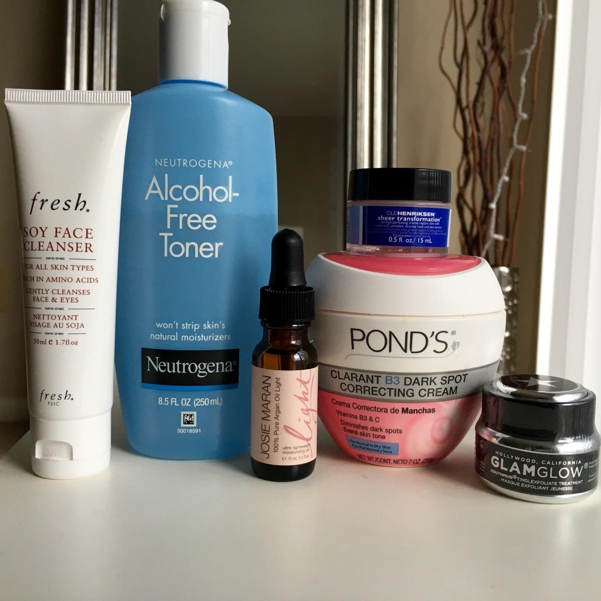 2016 skincare routine|byTisha