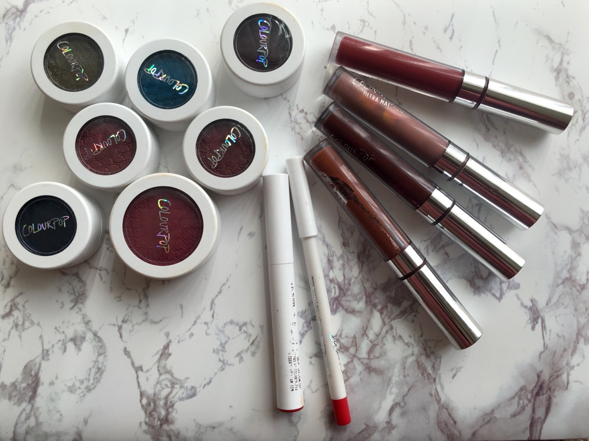 Colourpop, thank you!